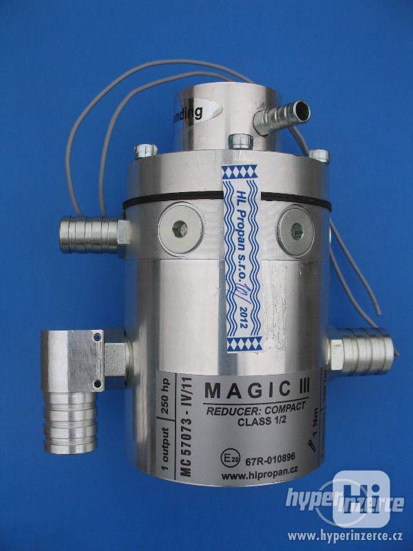 LPG reduktor Magic 3 COMPACT, ZDARMA doprava