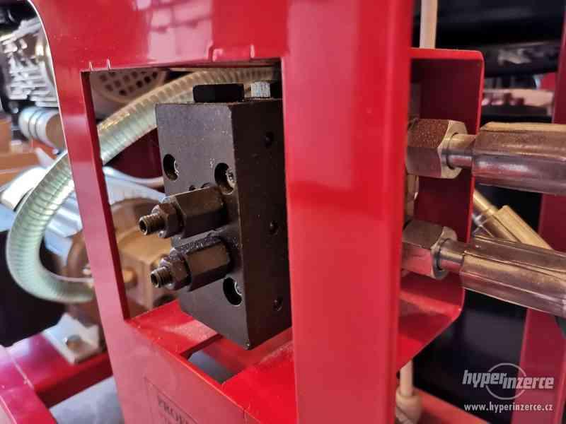 Briketovací lis 15Home - nový vylepšený model - foto 4