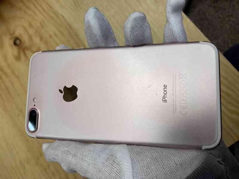 Apple iPhone 7 Plus 32GB Rose Gold - foto 3