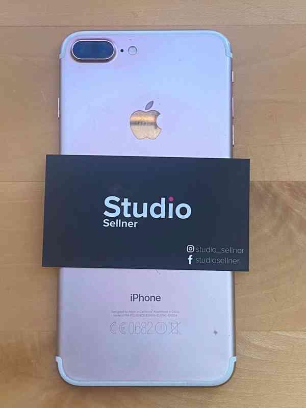 Apple iPhone 7 Plus 32GB Rose Gold - foto 2