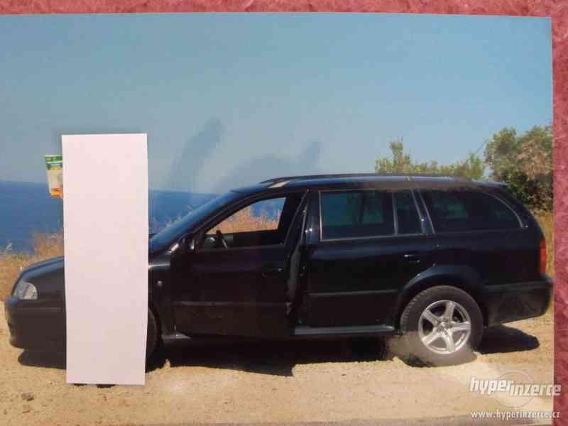 Škoda Octavia Combi I -  odměna