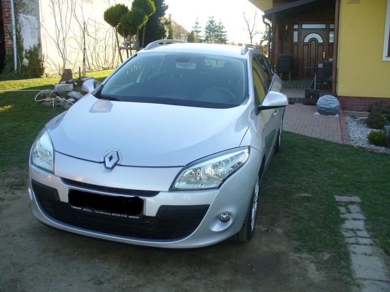 Renault Megane III Grandtour 2.0i 16V, AUTOMAT, 57 000 KM