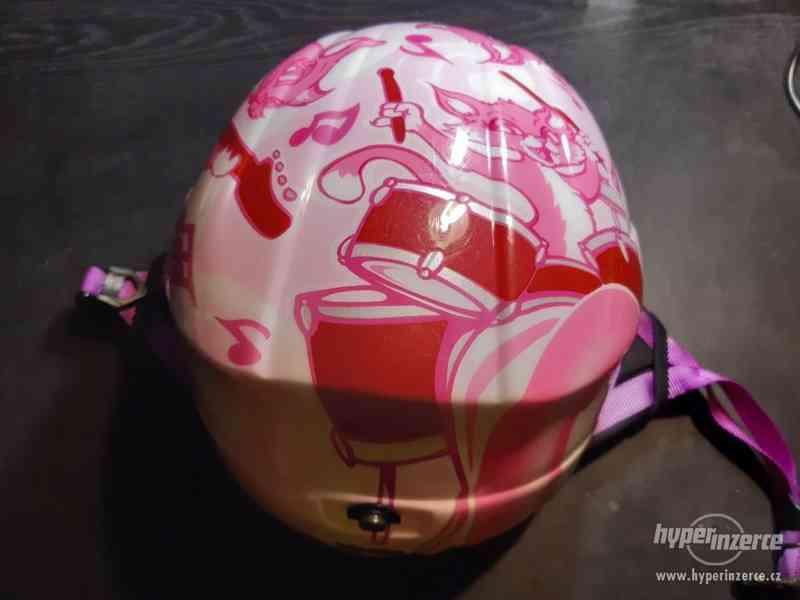 Lyžařská helma dětská GIRO