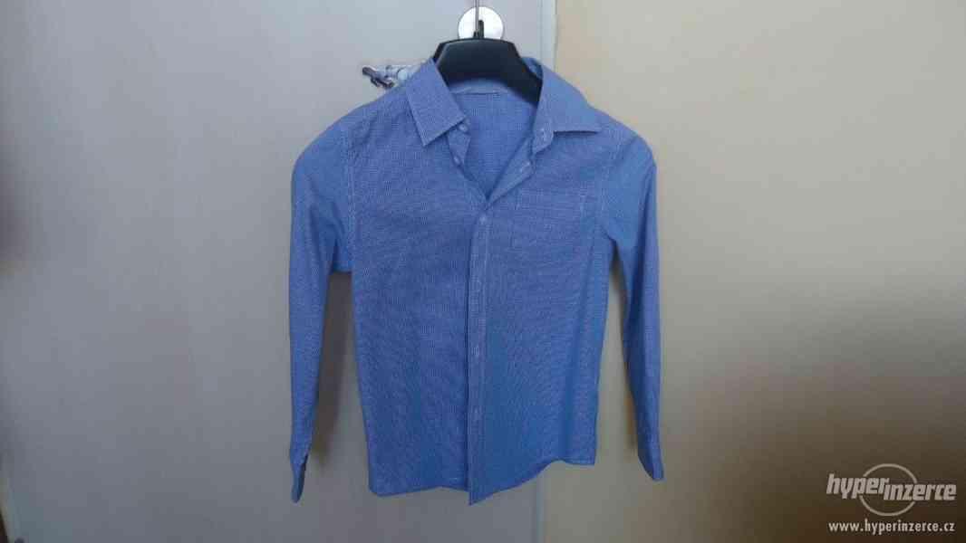 Oblečení pro chlapce 122 - 128 - foto 1