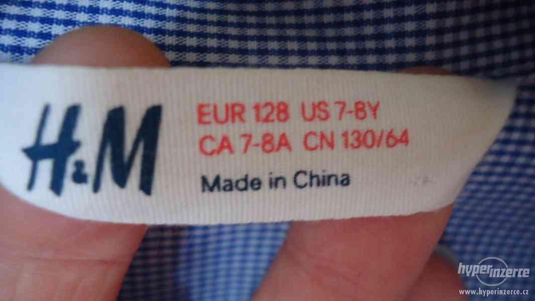 Oblečení pro chlapce 122 - 128 - foto 2