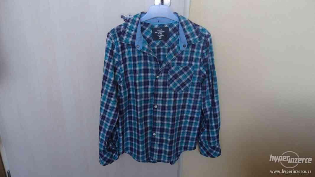 Oblečení pro chlapce 122 - 128 - foto 3