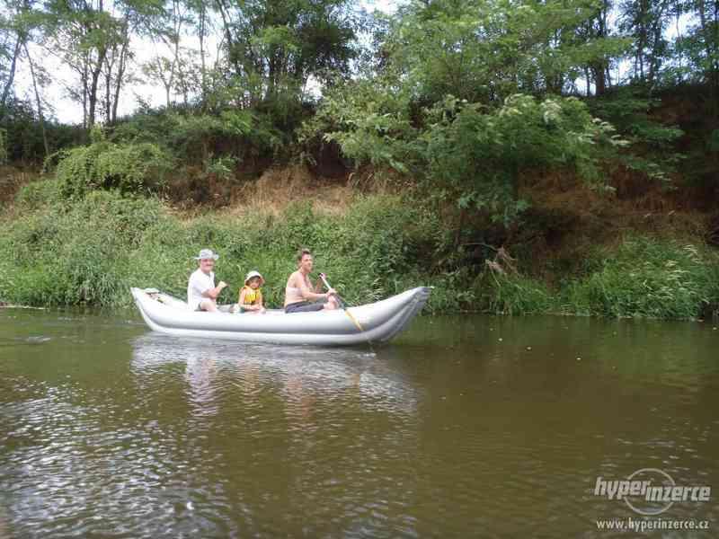 nafukovací kanoe Tramp - foto 1