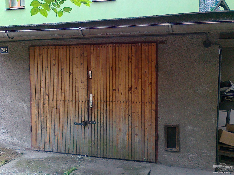 pronájem garáže - foto 1