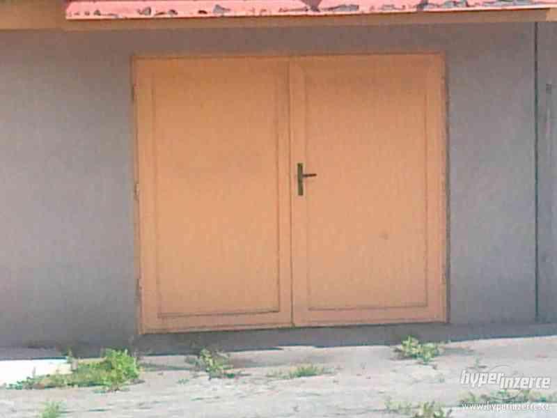 pronájem garáže - foto 2