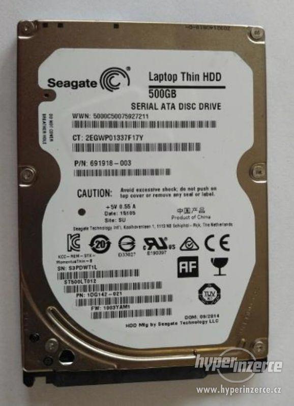 HDD do NB Seagate ST500LT012 1DG142 500GB SATA III