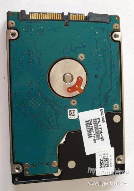 HDD do NB Seagate ST500LT012 1DG142 500GB SATA III - foto 2