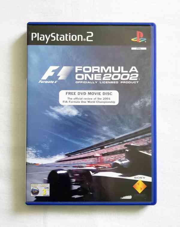 PS2 - Formula One 2002 (F1 2002) - foto 1