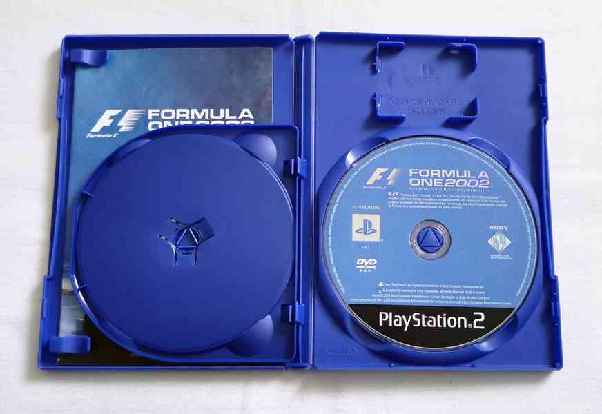 PS2 - Formula One 2002 (F1 2002) - foto 3