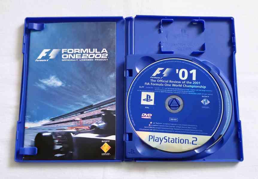 PS2 - Formula One 2002 (F1 2002) - foto 2
