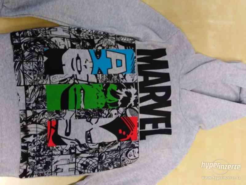 Oblečení s motivy Marvel, DC, Star wars, Nintendo - foto 2
