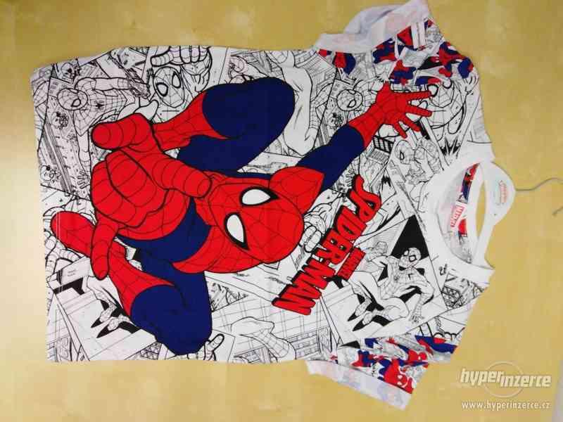 Oblečení s motivy Marvel, DC, Star wars, Nintendo - foto 4