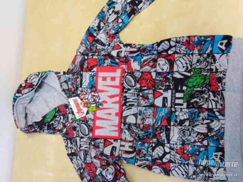 Oblečení s motivy Marvel, DC, Star wars, Nintendo - foto 14