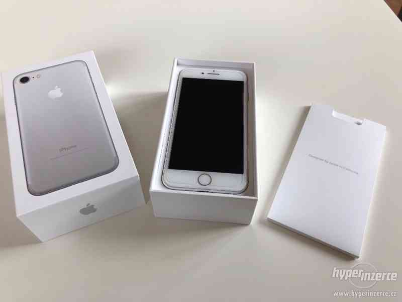Rozbalený iPhone 7 128GB