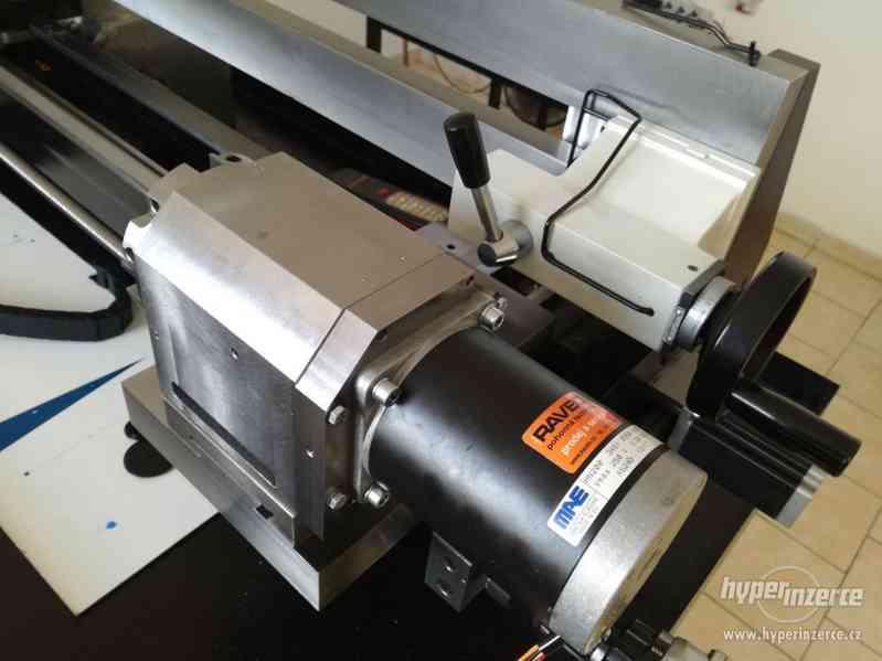 CNC soustruh - CNC frézka