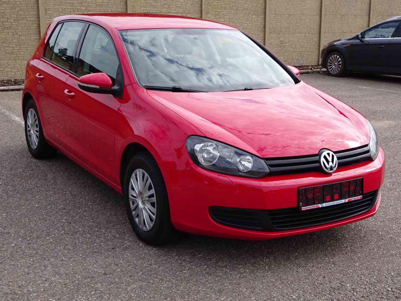VW Golf 1.4i r.v.2010 (59 KW) serviska stk7/2023 - foto 1