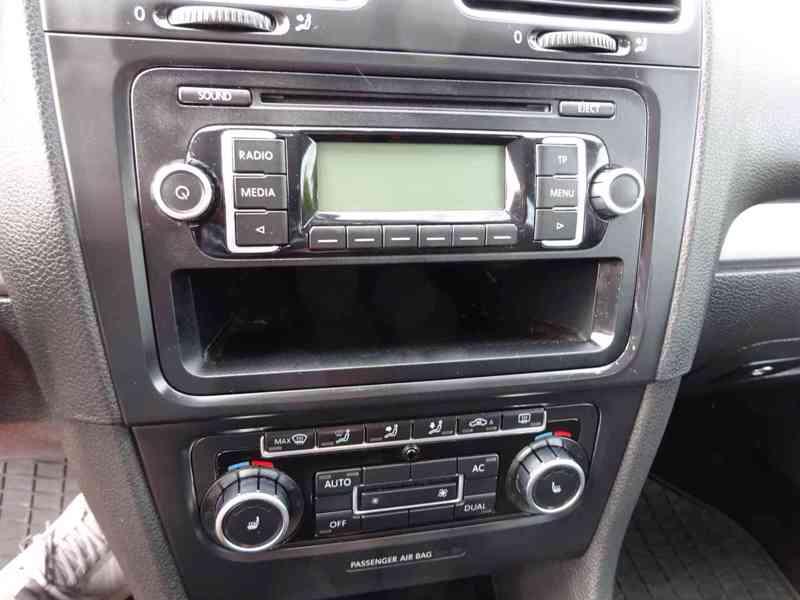 VW Golf 1.4i r.v.2010 (59 KW) serviska stk7/2023 - foto 8