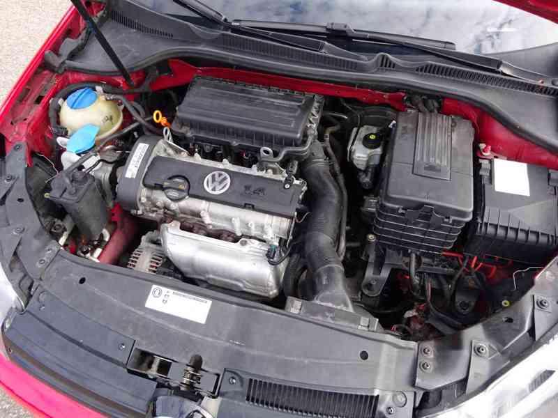 VW Golf 1.4i r.v.2010 (59 KW) serviska stk7/2023 - foto 17