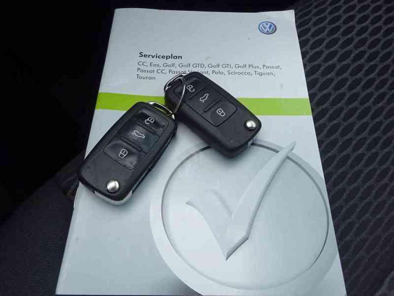 VW Golf 1.4i r.v.2010 (59 KW) serviska stk7/2023 - foto 19