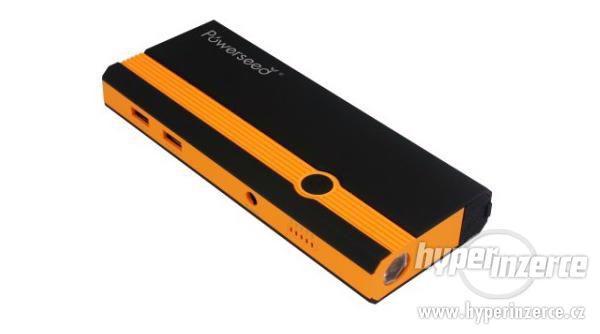 PowerBank pro tablet,12V vhodná i pro nastartování auta