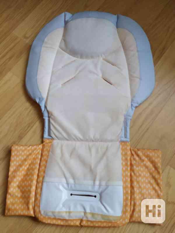 Podsedák k dětské jídelní židli - foto 2