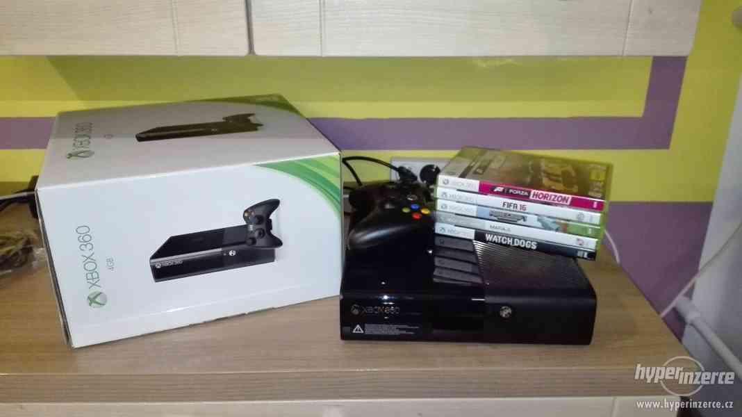 Xbox 360 ( Stingray ) + 5 her