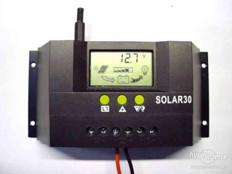 Solární panel fotovoltaický 175W - 12V polykrysal, přísluš. - foto 9