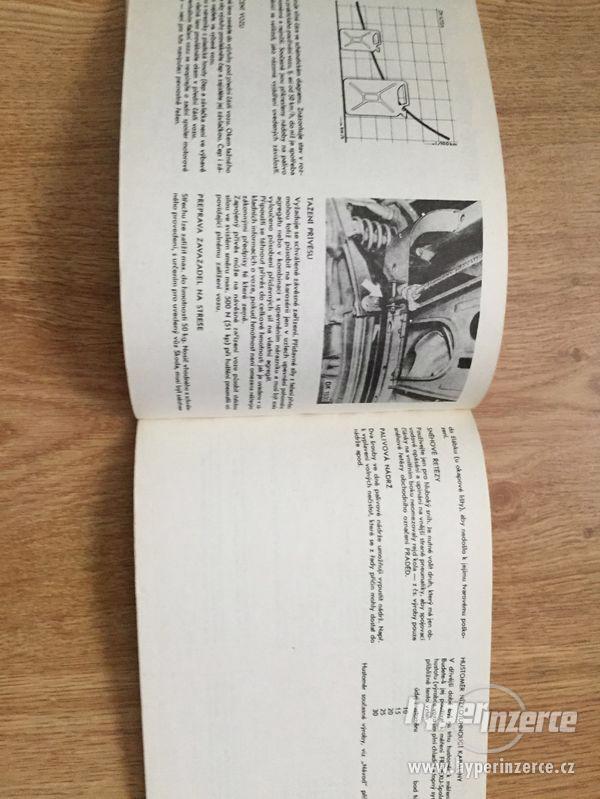 Škoda 105/120/Garde/Rapid - seznamy ND, příručky, prospekty - foto 7