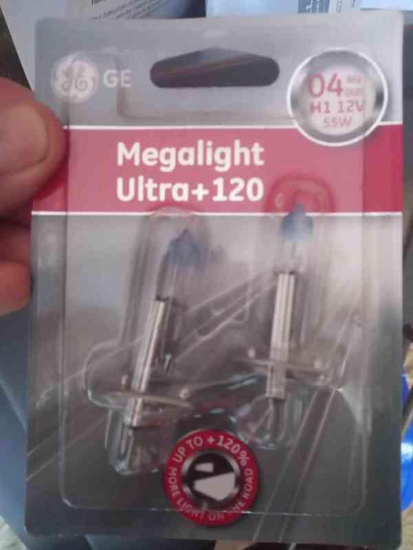 GE H1 Megalight 120
