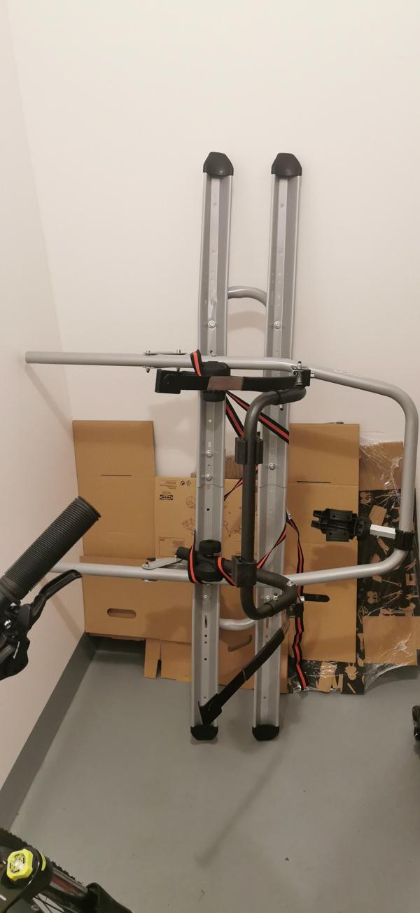Nosič 2 jízdních kol - Menabo Logic