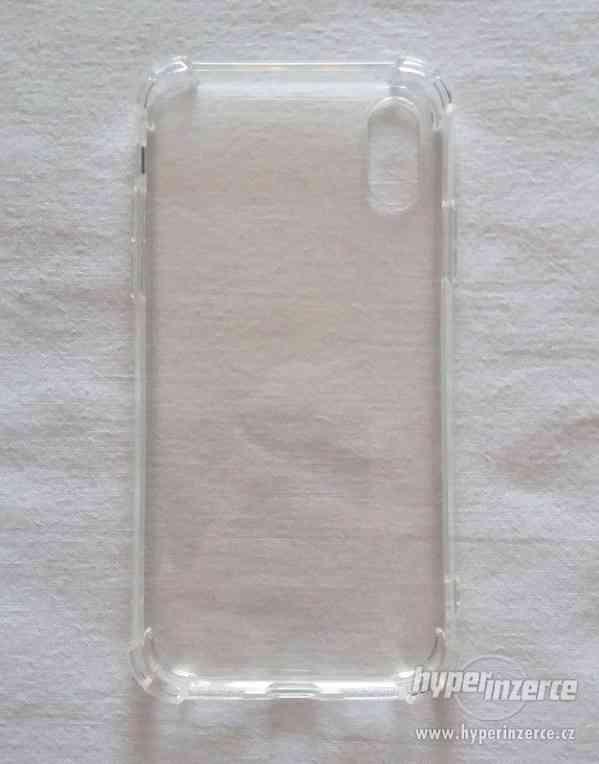 Silikonový kryt pro iPhone X