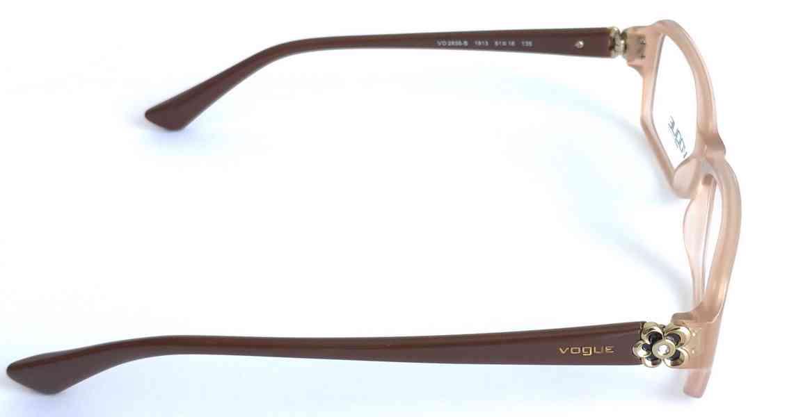 VOGUE VO 2836-B dámské brýlové obruby 51-16-135 MOC:3200 Kč - foto 8