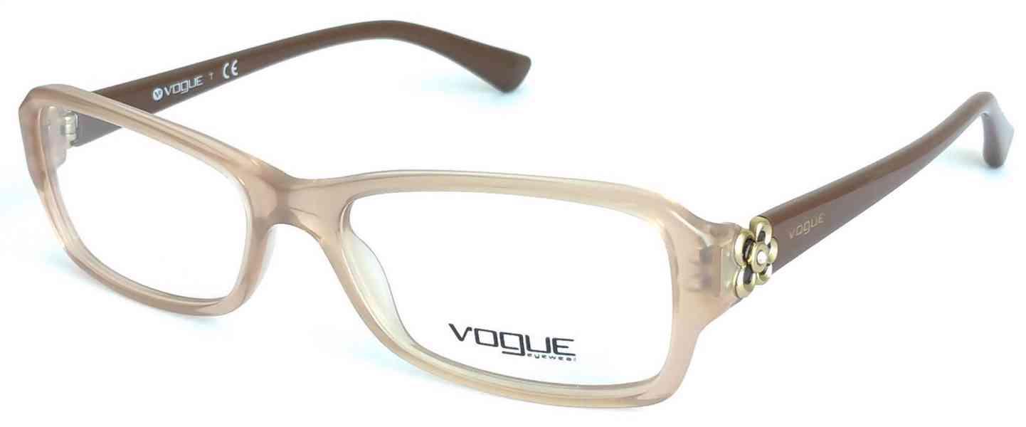 VOGUE VO 2836-B dámské brýlové obruby 51-16-135 MOC:3200 Kč - foto 3
