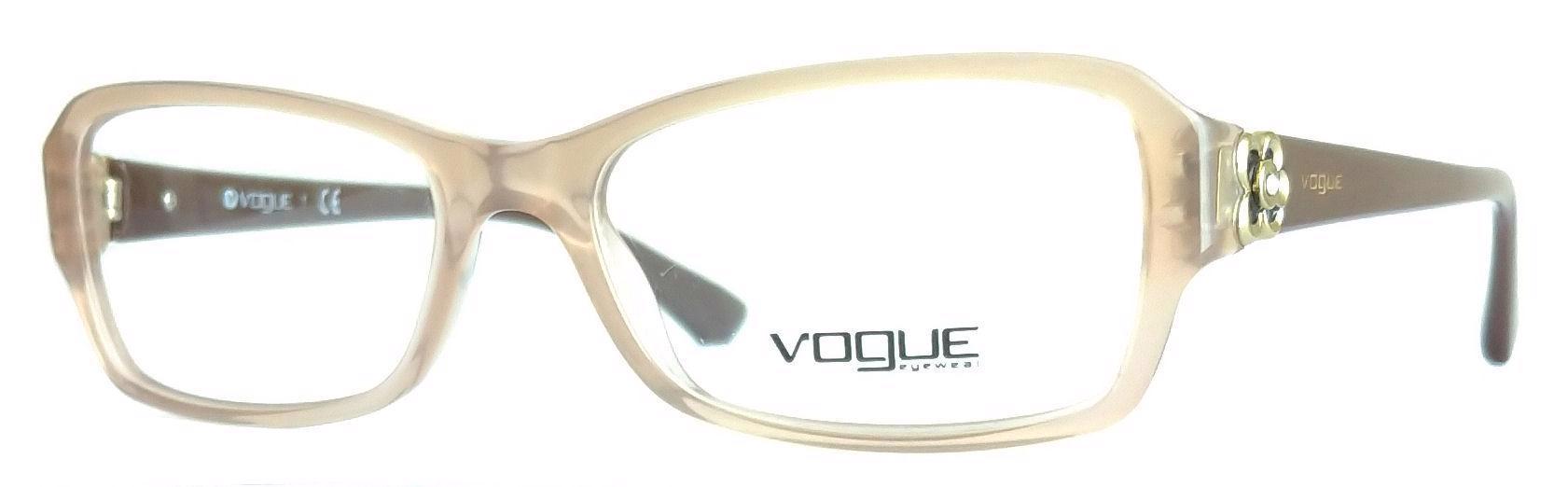 VOGUE VO 2836-B dámské brýlové obruby 51-16-135 MOC:3200 Kč