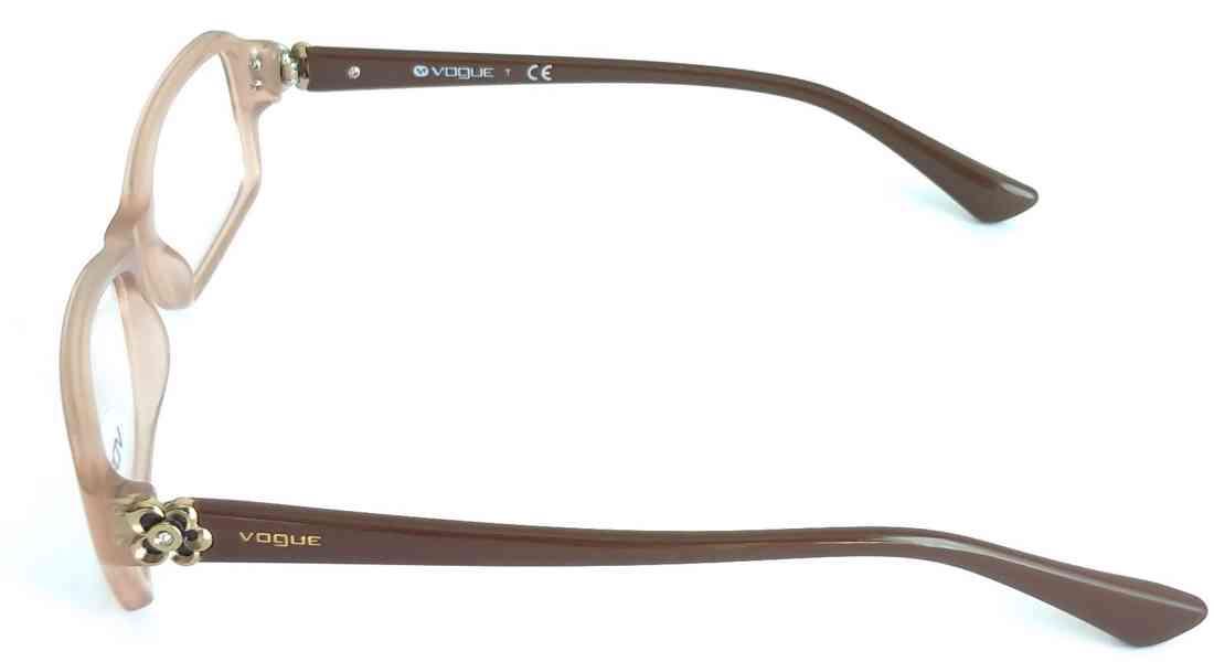 VOGUE VO 2836-B dámské brýlové obruby 51-16-135 MOC:3200 Kč - foto 7