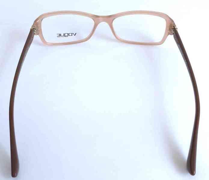 VOGUE VO 2836-B dámské brýlové obruby 51-16-135 MOC:3200 Kč - foto 9