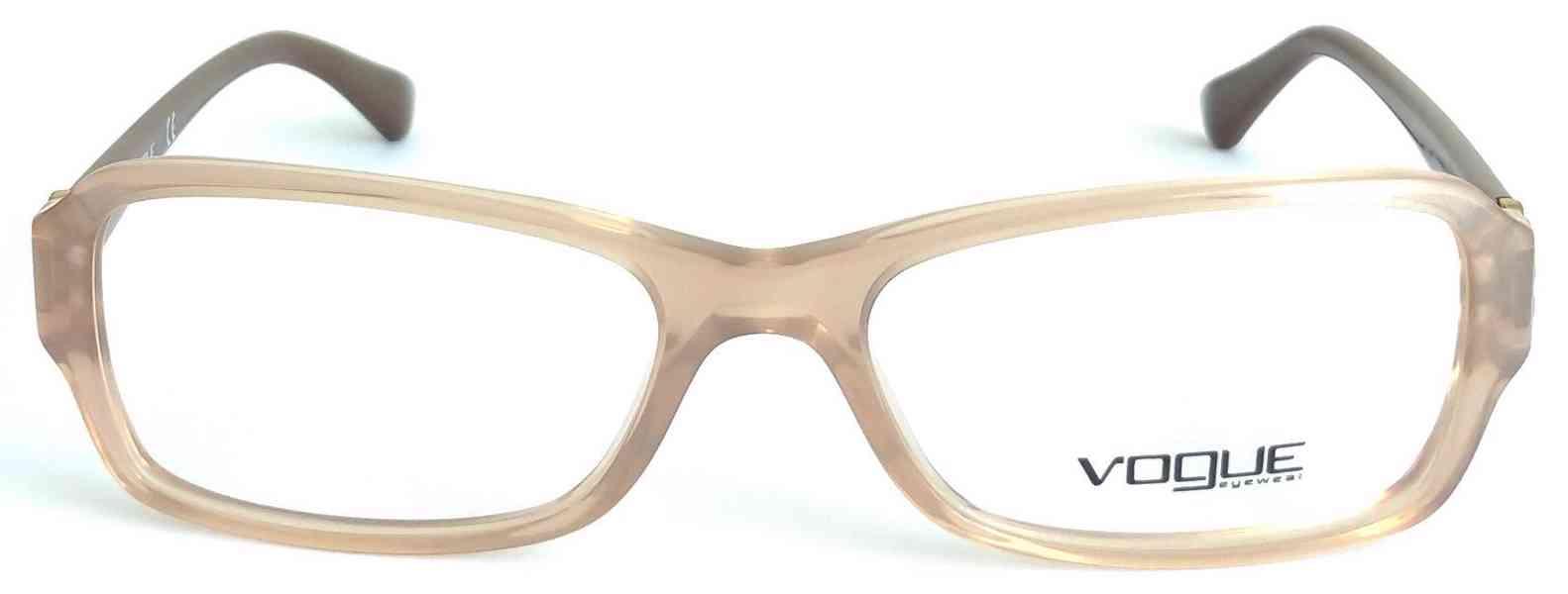 VOGUE VO 2836-B dámské brýlové obruby 51-16-135 MOC:3200 Kč - foto 6