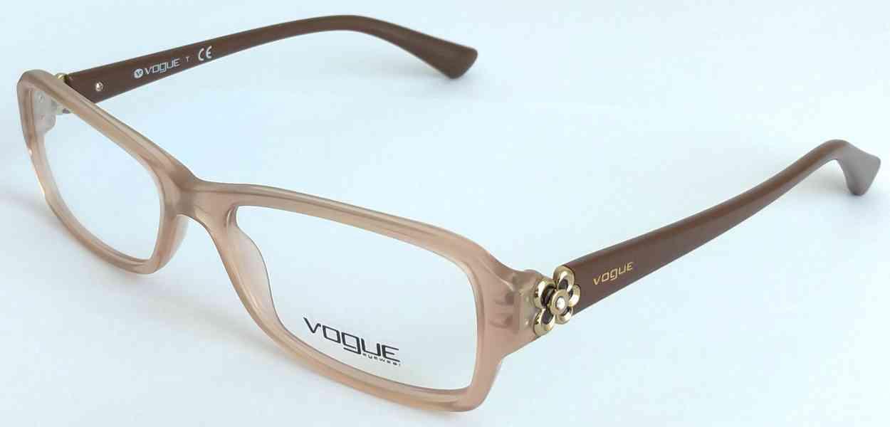 VOGUE VO 2836-B dámské brýlové obruby 51-16-135 MOC:3200 Kč - foto 4