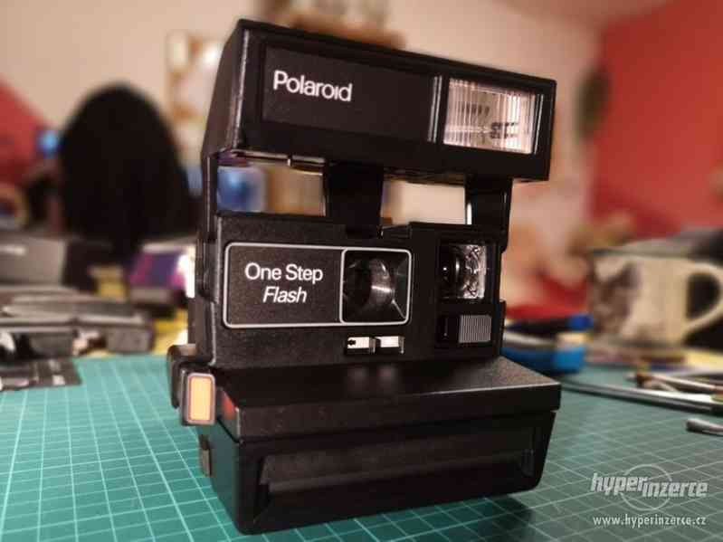 Polaroid One Step Flash - Repasovaný