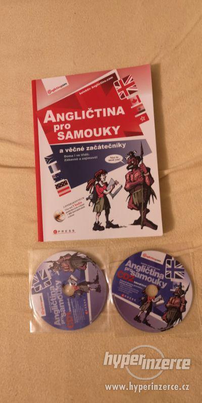 prodám angličtinu pro samouky včetně 2 CD