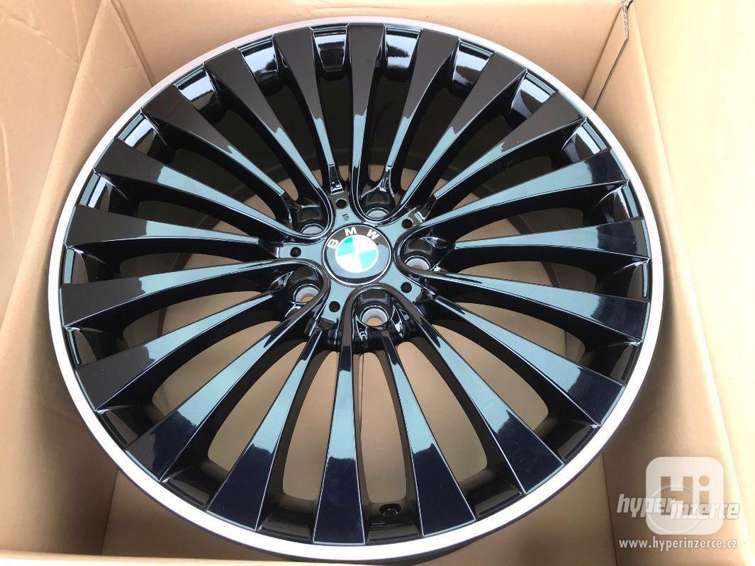 """BMW 20"""" alu kola nové, originál BMW !! - foto 1"""