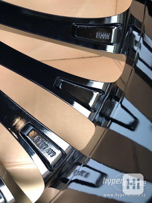 """BMW 20"""" alu kola nové, originál BMW !! - foto 6"""