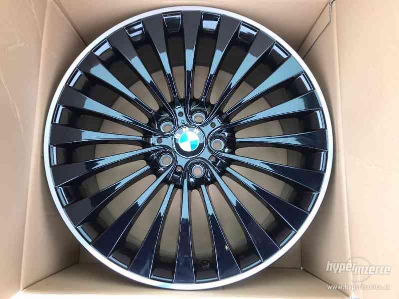 """BMW 20"""" alu kola nové, originál BMW !! - foto 2"""
