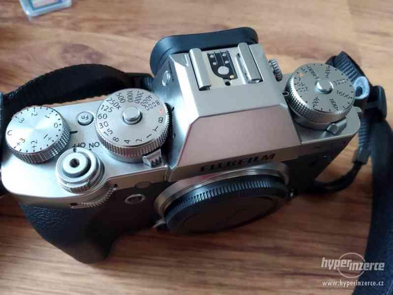 Fujifilm X-T3, kúpený 03/2019 (v záruke) + brašňa grátis. - foto 2