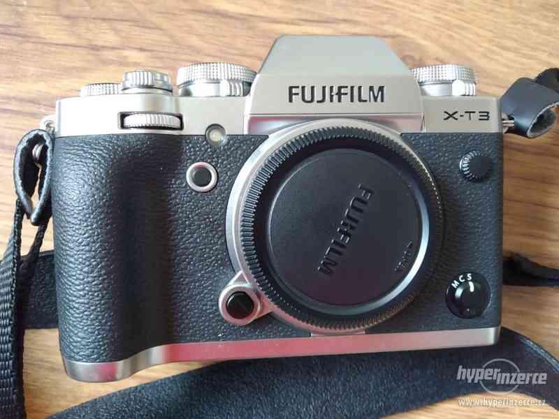 Fujifilm X-T3, kúpený 03/2019 (v záruke) + brašňa grátis. - foto 4