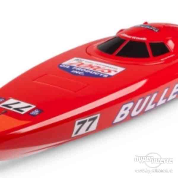 Prodám nový: Bullet V2 rychlostní člun RTR 2.4GHz Brushless - foto 4